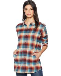 Burton - Teyla Flannel Long Sleeve T-shirt - Lyst