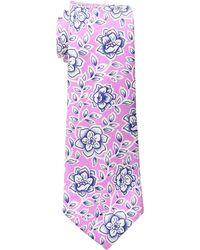 Lauren by Ralph Lauren - Summer Floral Tie - Lyst