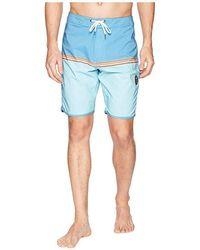 d35d9f08d2 Vissla Combine Mens Boardshorts in Blue for Men - Lyst