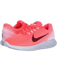 Lyst - Nike Lunarglide 8 Running Shoes in Purple 5462326df3