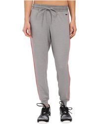 Zobha | Relaxed Track Pants W/ Flat Tipping | Lyst