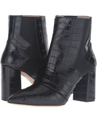 Jerome C. Rousseau - Shaw Leather Ankle Boots - Lyst