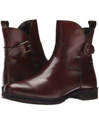 Ecco   Saunter Gore-tex® Boot   Lyst