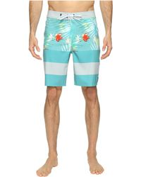 "Vans - Era Stretch Boardshorts 20"" - Lyst"