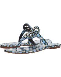 0ae9ced3725ac Tory Burch - Miller Flip Flop Sandal - Lyst