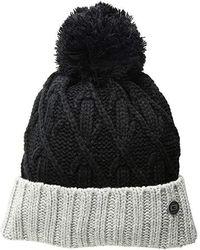 9f421f38 Bula Lulu Cap (black) Caps in Black - Lyst