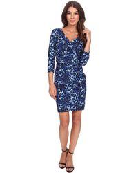 NYDJ - Monique Cheetah Print Dress - Lyst