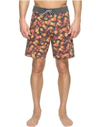 Captain Fin - Field Of Radness Boardshorts - Lyst