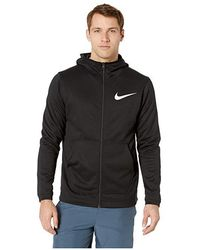 e8b1731e Nike Spotlight Dri-fit Zip Hoodie in White for Men - Save 31% - Lyst