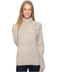 Columbia - Mountain Side Printed Pullover - Lyst