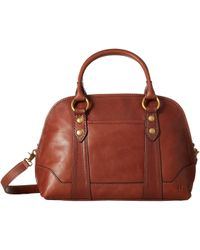 Frye - Melissa Domed Satchel - Lyst