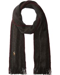 Polo Ralph Lauren | Classic Lux Merino Wool Scarf | Lyst