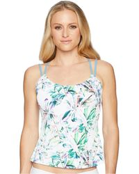 Next By Athena - Capri Third Eye 4 Tankini Top - Lyst