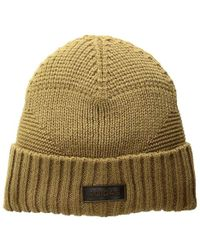 956e8971d adidas Pine Knot Beanie in Black for Men - Lyst