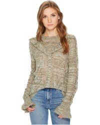 Kensie - Tissue Knit Sweater Ks0k5661 - Lyst