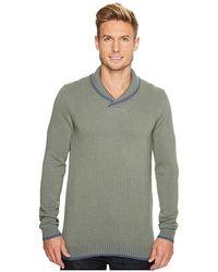ECŌTHS - Barrett Sweater (agave Green) Sweater - Lyst
