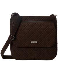 Vera Bradley | Double Zip Mailbag | Lyst
