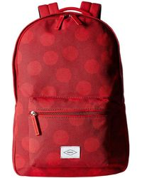 Fossil | Ella Dotted Canvas Laptop Backpack | Lyst