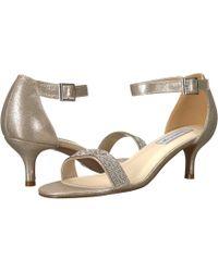 9384b77503ea Lyst - Kate Spade Isadora Heel in White