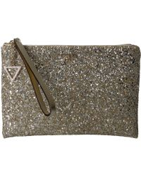 Guess - Ever After Crossbody Clutch - Lyst