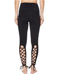Onzie - Laced-up Leggings - Lyst