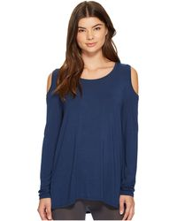 Lyssé - Cold Shoulder Top - Lyst