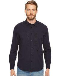 G-Star RAW - Powel Shirt Long Sleeve - Lyst