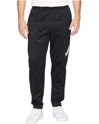 4a35fba9c51a65 Lyst - Nike Hybrid Pants in Red for Men