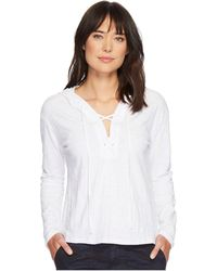 Sanctuary - Atwater Hoodie Top - Lyst