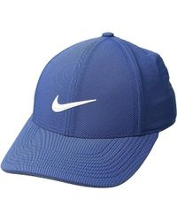 64f116404 Nike Aerobill Clc99 Cap Perf in White - Lyst