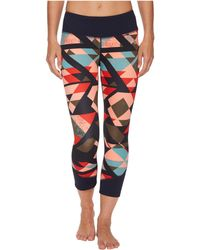 The North Face - Pulse Mid-rise Crop Pants - Lyst