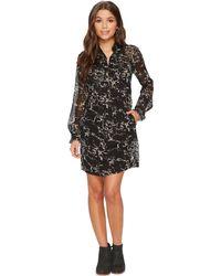 Lucky Brand | Marble Print Dress | Lyst