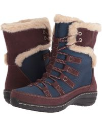 Aetrex - Berries Short Lace-up Boot - Lyst