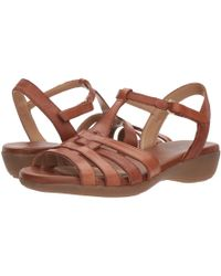 5bc0dd7d7d5c Lyst - Comfortiva Felida in Brown - Save 51%