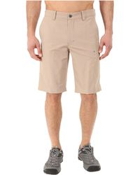 The North Face - Rocky Trail Shorts (dune Beige (prior Season)) Men's Shorts - Lyst