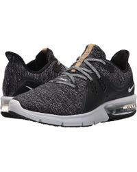 Lyst - Nike Air Max Sequent 3 in Black for Men - Save 28% f81641d712d0
