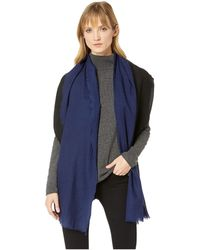 Love Quotes - Travel Weight Cashmere Dip-dye Scarf - Lyst