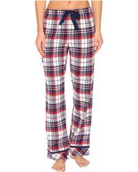 Jockey - Flannel Plaid Long Pant - Lyst