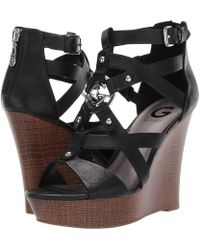 1a106b38af44ea Lyst - G by Guess Dreamer in Black