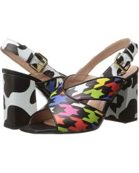 Boutique Moschino - Strap Sandal - Lyst