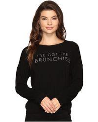Culture Phit - Brunchies Long Sleeve Top - Lyst