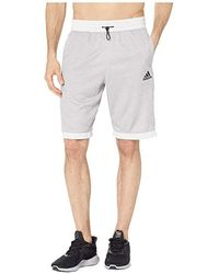 1a948f3b5 adidas Black Ti Lite Shorts in Black for Men - Lyst