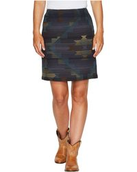 Double D Ranchwear - Royston Mine Serape Skirt - Lyst