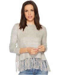 BB Dakota - Jeraldine Fringe Detailed Sweater - Lyst