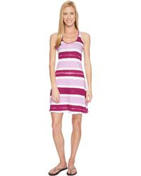 Life Is Good. - Stripe Racerback Dress - Lyst