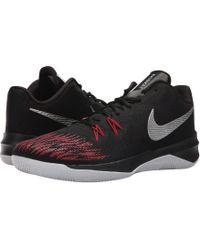 Lyst Ii Nike Zoom Evidencia Ii Lyst En Negro Para Hombres b84c11