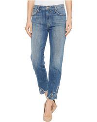 Joe's Jeans - Debbie Crop In Thula - Lyst