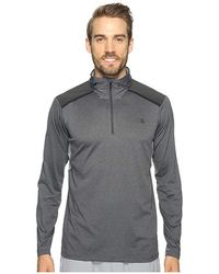 9f4f26823 Kilowatt 1/4 Zip (mid Grey) Sweatshirt