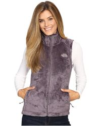 The North Face - Osito Vest - Lyst