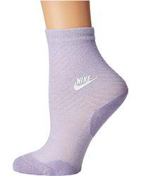 Nike | Texture Crew Socks | Lyst